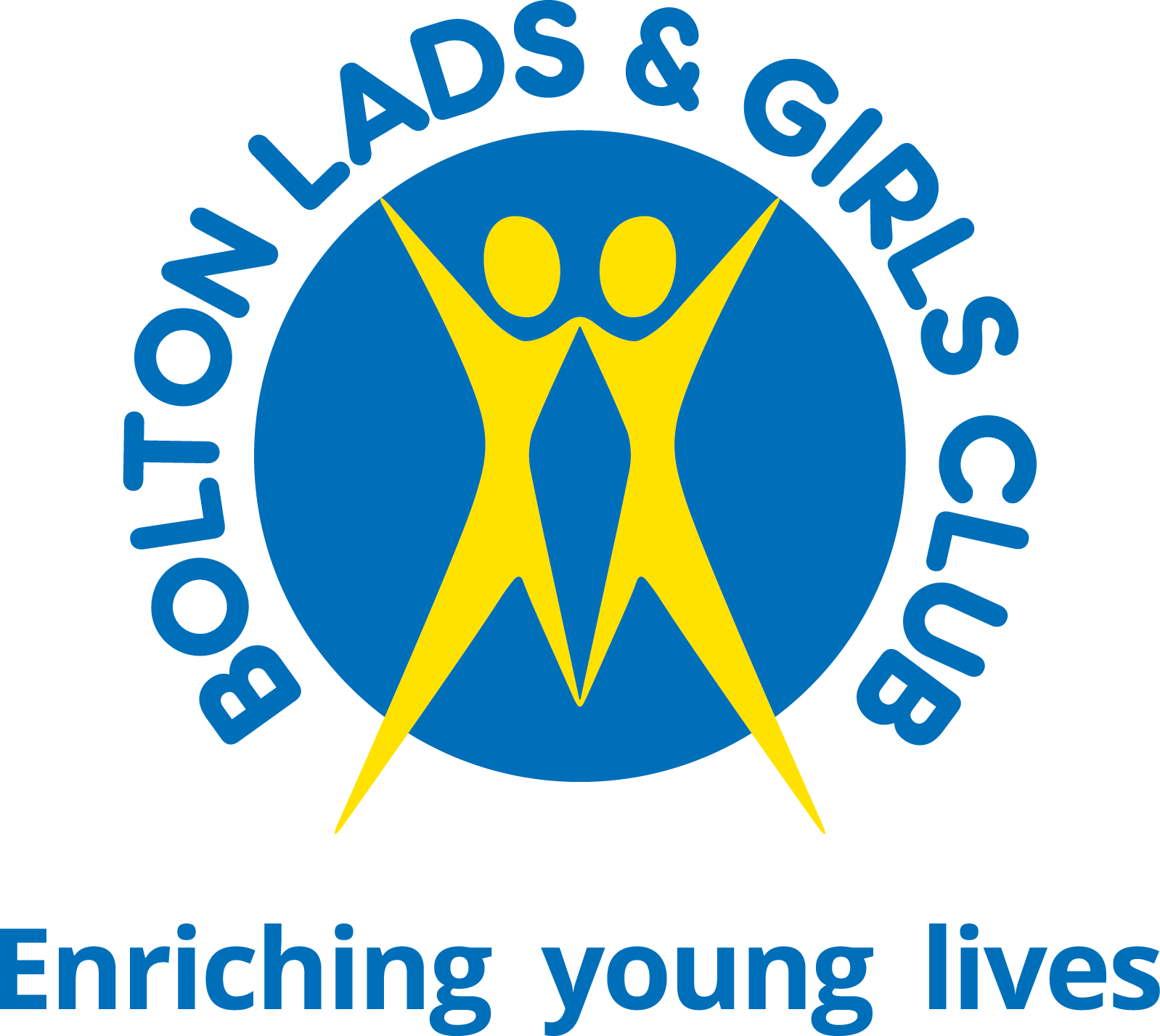 Bolton Lads & Girls Club logo